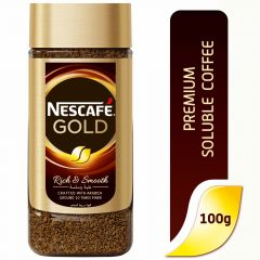 Nescafe Gold Premium Blend Jar