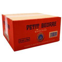 KFM Petit Beurre Biscuits 25G X 48Pcs  sultan-center.comمركز سلطان اونلاين