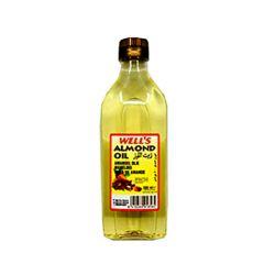 Wells Almond Oil
