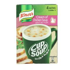 Knorr Cup-A-Soup Cream Of Chicken