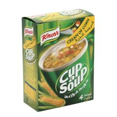 Knorr Cream Of Corn Cup-A-Soup