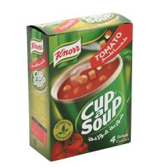 Knorr Tomato Cup-A-Soup 4 Sachets