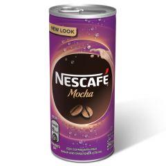 Nescafe RTD Mocha Iced Coffee Drink Can