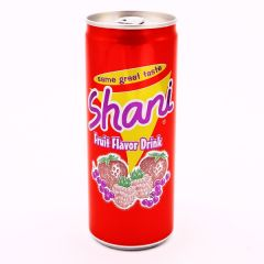 Shani Fruit Flavour Soft Drink Can  250Ml X 30Pcs |?sultan-center.com????? ????? ???????