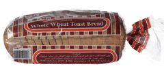 Kfm Whole Wheat Brown Toast Bread 1pc |?sultan-center.com????? ????? ???????