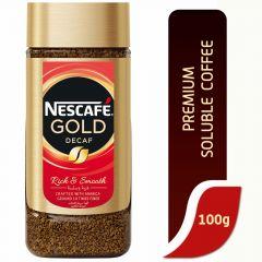 Nescafe Gold Decaf Richer Aroma Coffee