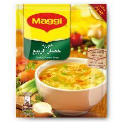 Maggi Spring Season Soup