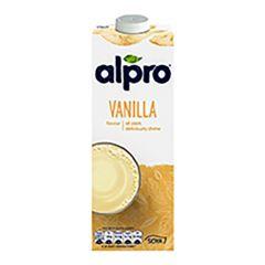 Alpro Soya Vanilla Drink  1L |sultan-center.comمركز سلطان اونلاين