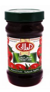 Al Alali Cherry Jam 400G |sultan-center.comمركز سلطان اونلاين