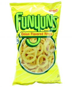 Funyuns onion Flavored Rings chips