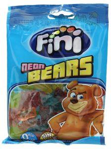 Fini Neon Bears Gummy Jellies 100G |?sultan-center.com????? ????? ???????