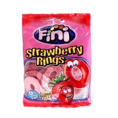Fini Strawberry Rings Jelly 100G |?sultan-center.com????? ????? ???????