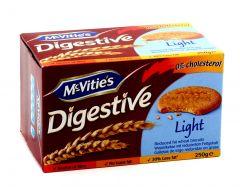 McVities Light Digestive Biscuit 250G  sultan-center.comمركز سلطان اونلاين