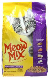 Meow Mix Original Choice Cat Food  2.86Kg |?sultan-center.com????? ????? ???????