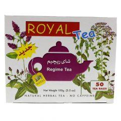 Royal Regime Natural Herbal Tea  100G 50Pcs |?sultan-center.com????? ????? ???????