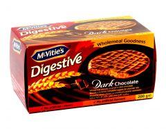 Mcvities Digestive Dark Chocolate Biscuits 200G  sultan-center.comمركز سلطان اونلاين