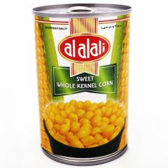 Al Alali Sweet Whole Kernal Corn 425G  sultan-center.comمركز سلطان اونلاين