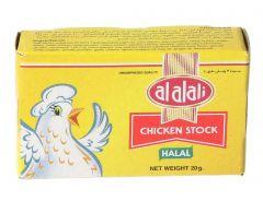 Al Alali Chicken Stock Cubes  20g |?sultan-center.com????? ????? ???????