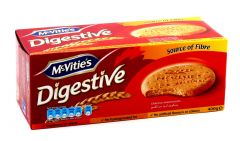 McVities Digestive Biscuit 400G |?sultan-center.com????? ????? ???????