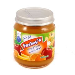 Farley's Heinz Baby Food Jar Mixed Fruit 120G |?sultan-center.com????? ????? ???????