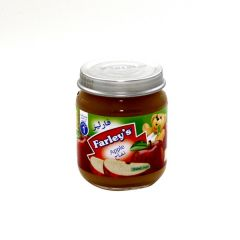 Farley's Apple Baby Food  120G |?sultan-center.com????? ????? ???????