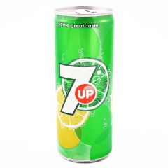 7 Up Soft Drink Can 250Ml  ?sultan-center.com????? ????? ???????
