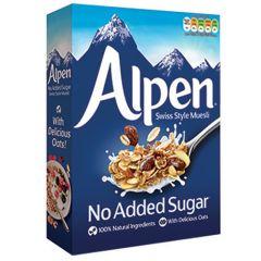 Alpen Swiss Style Muesli Cereal