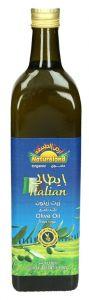 Natureland Organic Extra Vigin Olive Oil 1L  ?sultan-center.com????? ????? ???????