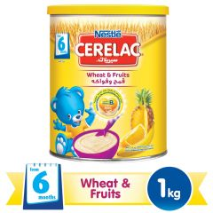 Cerelac Wheat & Fruits