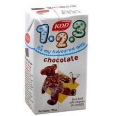 KDD Low Fat Chocolate Milk