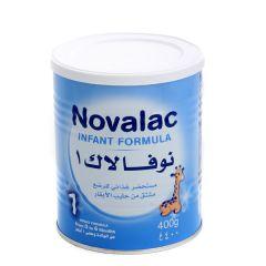 Novalac Infant Formula Stage 1 (From 0-6 Months) 400G |?sultan-center.com????? ????? ???????