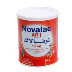 Novalac Baby Milk AR1 Infant Formula (From 0 To 6 Months) 400G |?sultan-center.com????? ????? ???????
