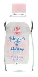 Johnson's Baby Oil 200Ml  ?sultan-center.com????? ????? ???????