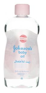 Johnson's Baby Oil 500Ml |?sultan-center.com????? ????? ???????