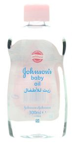 Johnson's Baby Oil 300Ml |?sultan-center.com????? ????? ???????