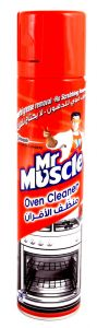 Mr. Muscle Oven Cleaner 300Ml |?sultan-center.com????? ????? ???????