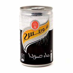 Schweppes Soda Water Can  150Ml |?sultan-center.com????? ????? ???????