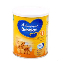 Bebelac 1 Infant Milk (From Birth To 6 Months)  400G |?sultan-center.com????? ????? ???????
