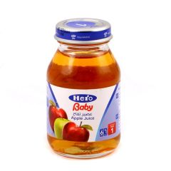Hero Baby Stage 1 Apple Juice 130Ml |?sultan-center.com????? ????? ???????