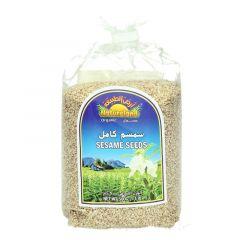 Natureland Organic Whole Sesame Seeds 500G |?sultan-center.com????? ????? ???????
