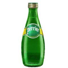 Perrier Mineral Water Lemon Flavor 200Ml |sultan-center.comمركز سلطان اونلاين