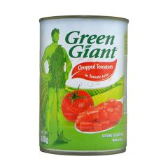 Green Giant Chopped Tomato