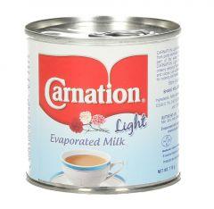 Carnation Light Evaporated Milk  170g |?sultan-center.com????? ????? ???????