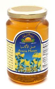 Natureland Organic Acacia Honey 500G  ?sultan-center.com????? ????? ???????