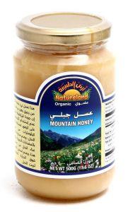 Natureland Organic Mountain Honey 500G  ?sultan-center.com????? ????? ???????