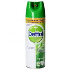 Dettol Morning Dew Anti Bacterial Disinfectant Spray  450ml |?sultan-center.com????? ????? ???????