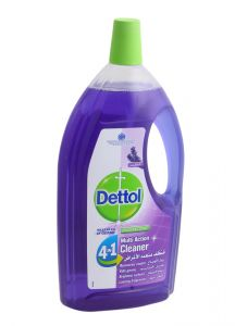 Dettol 4-In-1 Lavender Multi-Action Disinfectant Cleaner 1.8L |?sultan-center.com????? ????? ???????