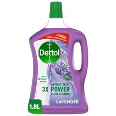 Dettol 4-In-1 Lavender Multi-Action Disinfectant Cleaner 1.8L |sultan-center.comمركز سلطان اونلاين