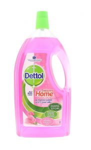 Dettol 4-In-1 Rose Multi-Action Disinfectant Cleaner 1.8L |?sultan-center.com????? ????? ???????