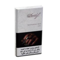 Davidoff Super Slim One Cigarettes 20Pcs |?sultan-center.com????? ????? ???????